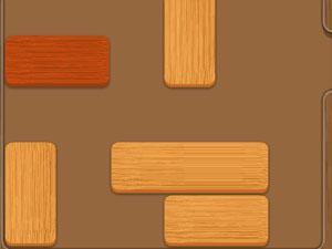 木方块华容道