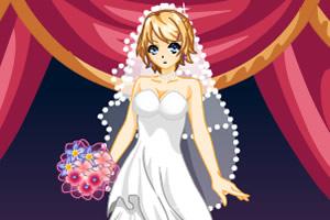 幸福的新娘子