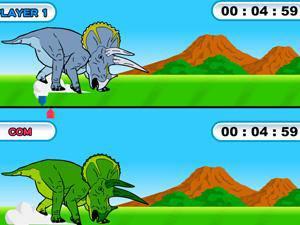 恐龙王座争霸战