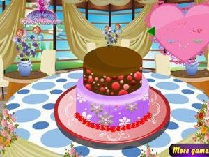 華麗婚禮蛋糕