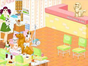 宠物狗咖啡屋