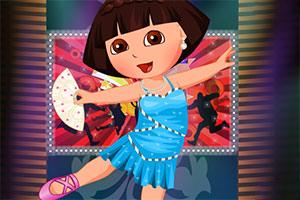 朵拉跳芭蕾