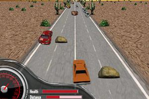 3D肌肉车驾驶无敌版