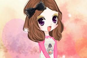 桃红小女生3