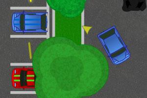 森林停车场