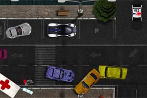 警察街區停車2