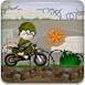 小戰士騎摩托