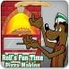 狗狗做披萨