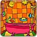 花哨大浴室