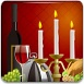 感恩節擺桌子