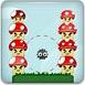 消滅蘑菇升級版