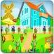 设计别墅小花园