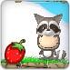 狐狸吃水果