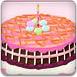 制作七彩蛋糕