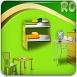 兒童綠色房間