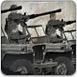 装甲部队出击