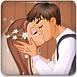 新娘的愛情之吻