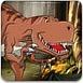 逃离恐龙森林
