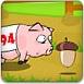 迷你猪跑步