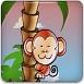 帮猴子摇椰果