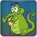 鱷魚小頑皮找鴨子