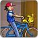 比卡丘自行车