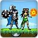 騎士與女巫大戰怪物