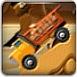 沙漠运货大卡车