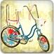 芭比城市自行车