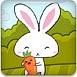 小白兔采萝卜