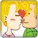 亲吻梦中情人