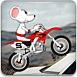 白鼠骑摩托车