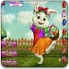 复活节可爱兔