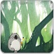 魔法森林中的鼹鼠