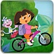 朵拉自行車春游