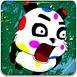 彩色熊貓橫空出世無敵版
