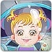 可愛寶貝宇航員