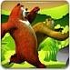 熊大熊二闯狼堡