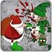圣誕老人殺僵尸3無敵版