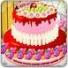 美麗可口蛋糕