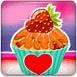 香橙草莓蛋糕