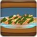 鲜虾芦笋沙拉