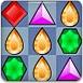 六彩宝石对对碰