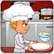 忙碌的大厨