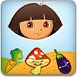 朵拉吃水果