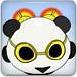 背火箭炮的熊貓