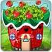 设计可爱水果屋
