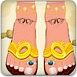 我的DIY腳指甲