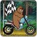 熊二越野摩托