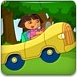 朵拉驾驶小汽车